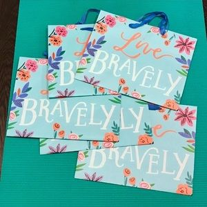 Handbags - 5 paper gift bags for all occasions!